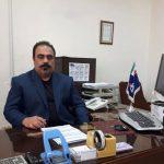 حکم انتصاب دبیرهیئت اسکواش خوزستان