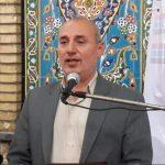 قدردانی رئیس اداره مخابرات مسجد سلیمان از علی عسگر ظاهری