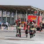 آغار و دالان قهرمان عملیاتی تخصصی آتش نشانان زاگرس جنوبی