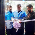 مرکز سیار فرماندهی مدیریت بحران خوزستان و ۱۸ دستگاه خودروی شستشوی معابر به بهرهبرداری رسید