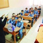 تعطیلی مدارس ۶ منطقه خوزستان به دلیل برف و سرما