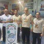 ۱۰ مدال حاصل تلاش شناگران خوزستانی در مسابقات کارگری کشور