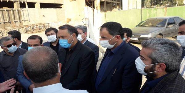 رئیس مجمع نمایندگان خوزستان مطرح کرد:پیمانکار متروی اهواز به تعهدات خود عمل نکرده است