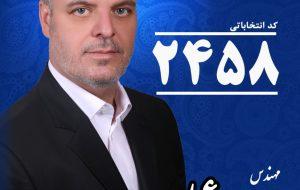 اسماعیل مرادی کاندیدای ششمین دوره انتخابات شورای شهر اهواز مطرح کرد:با قوم گرایی و فامیل بازی مبارزه خواهم کرد
